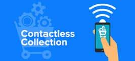 vic spares parts contactless collection