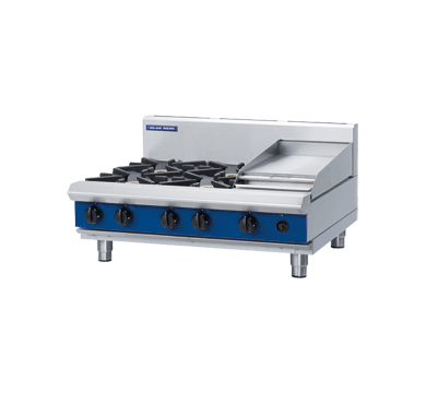 blue seal evolution series g516c-b cooktops