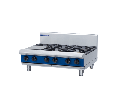 blue seal evolution series g516d-b cooktops