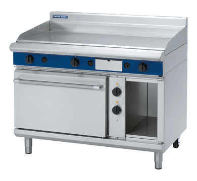 blue seal evolution series gpe508 oven ranges
