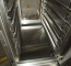 turbofan double stacked 8 + 8 tray pass thru holding cabinet