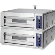 blue seal 830/ds-m - electric pizza double oven