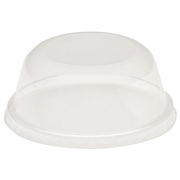 aladdin temp-rite adl41a - disposable dome lid - clear