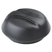 "aladdin temp-rite aled170 - 9"" / 230mm essence insulated dome - black"