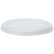 aladdin temp-rite b38a - disposable lid - clear