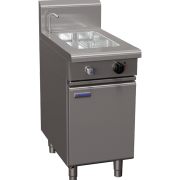 waldorf 800 series bm8450e - 450mm electric bain marie 1/1 gn - 160mm splash back