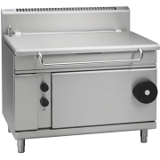 waldorf 800 series bp8120e - 1200mm electric tilting bratt pan