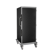 SDX Thermobox Banquet S - 17 Tray Neutral Thermobox Trolley - Insulated Only