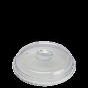 "aladdin temp-rite dm102k - 8"" / 205mm dimensions high heat entre dome - black"