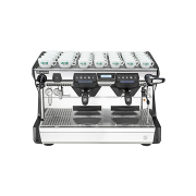 rancilio classe 7 usb tall 2gr isteam espresso machine