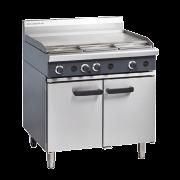cobra cp4 single pan gas pasta cooker
