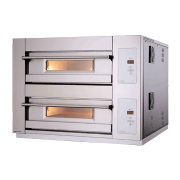 oem domitor830dg - 2 deck electric pizza deck oven