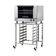 turbofan e32d5 and sk32 stand with ovh-32d convection ovens