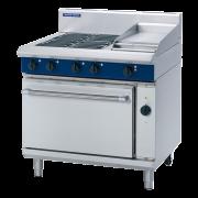 blue seal evolution series e56b oven ranges