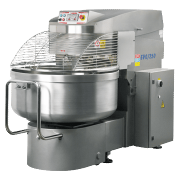sottoriva evo130 - removable bowl spiral mixer - evo series - 130kg