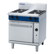blue seal evolution series g505d oven ranges