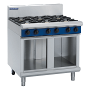 blue seal evolution series g516c-cb cooktops