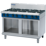 blue seal evolution series g518d-cb cooktops