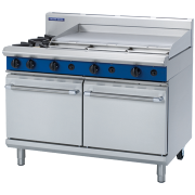 blue seal evolution series g528a oven ranges