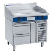 blue seal evolution series gp516-rb griddles