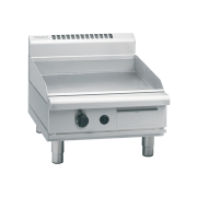 waldorf 800 series gp8600g-b - 600mm gas griddle - bench model