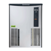 scotsman mxg m 327 as ox - 149kg - ecox & xsafe modular gourment ice maker