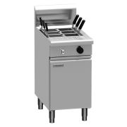 waldorf 800 series pcl8140g - 450mm gas pasta cooker