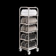 aladdin temp-rite usr60 - universal base and dome storage racks