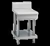 waldorf 800 series bt8600-ls - 600mm bench top  leg stand