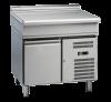 waldorf 800 series btl8900-rb - 900mm bench top low back version  refrigerated base