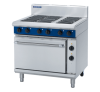 blue seal evolution series e506a oven ranges