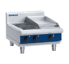 blue seal evolution series e514c-cb cooktops