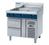 blue seal evolution series e506c oven ranges