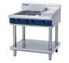 blue seal evolution series e516d-rb cooktops