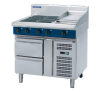 blue seal evolution series e506d oven ranges