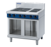 blue seal evolution series e516a-cb cooktops