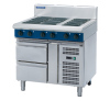 blue seal evolution series e516c-rb cooktops
