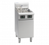 waldorf 800 series fnl8224ee - 450mm electric fryer low back version