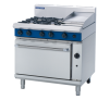 blue seal evolution series g506c oven ranges