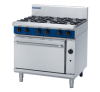 blue seal evolution series g506d oven ranges