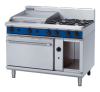 blue seal evolution series g508b oven ranges