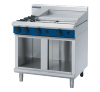 blue seal evolution series g516a-cb cooktops