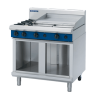blue seal evolution series g516b-cb cooktops