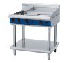 blue seal evolution series g516b-ls cooktops