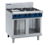 blue seal evolution series g516d-cb cooktops