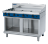 blue seal evolution series g518a-cb cooktops
