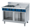 blue seal evolution series g518b-cb cooktops