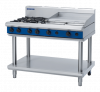 blue seal evolution series g518b-ls cooktops
