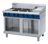 blue seal evolution series g518c-cb cooktops