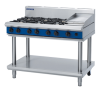 blue seal evolution series g518c-ls cooktops